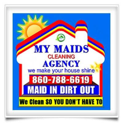 My Maids | Logomarca | Sites