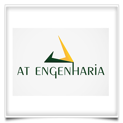 AT Engenharia   Logomarca